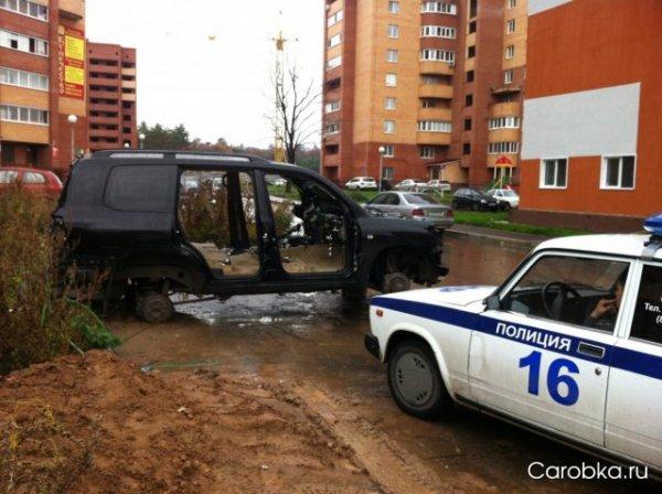 Тольяттинские автоворы