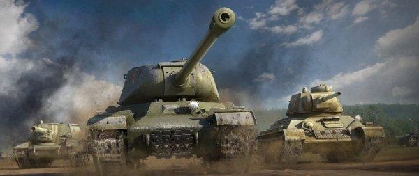 � ����� ����� �������� ��������� � ������� ������������ ���� World of Tanks