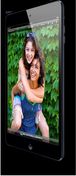 Apple представляет iPad mini