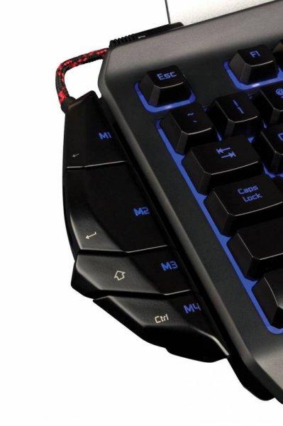 STRIKE 5 - новая геймерская клавиатура от Mad Catz