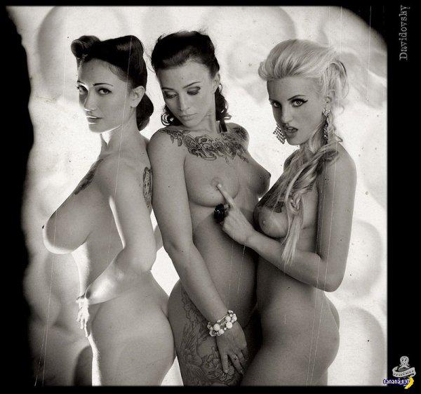 MATRESHKA GIRLS
