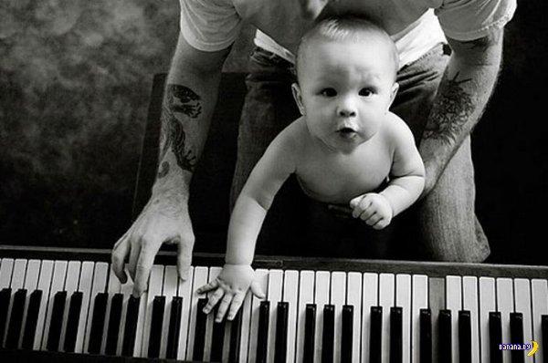 Неформалы-родители и их дети