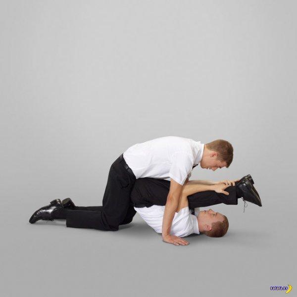 Учебник для мормонов: Позы для секса