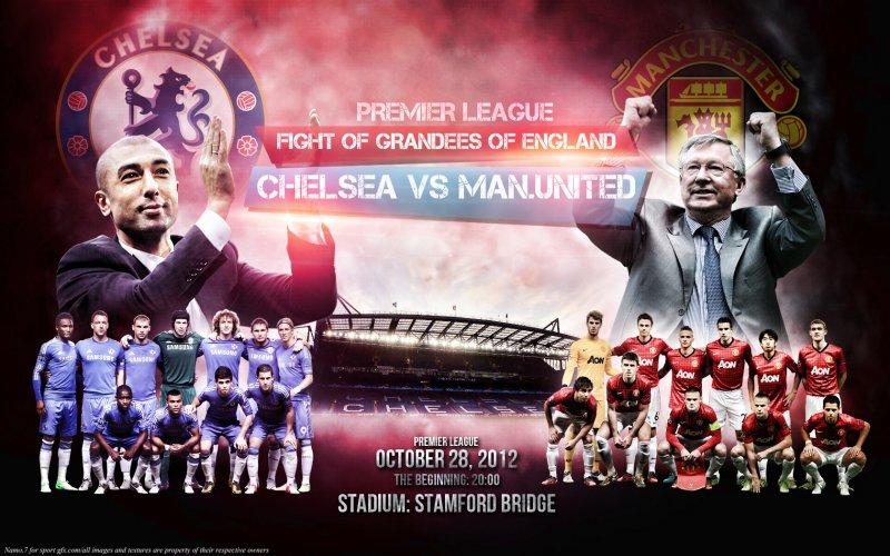 CLASH OF THE TITANS! Chelsea vs MACHESTER UNITED!