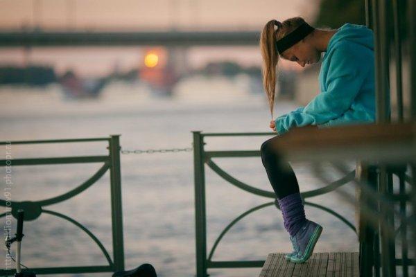 Фото девушек работы Александра Тихомирова