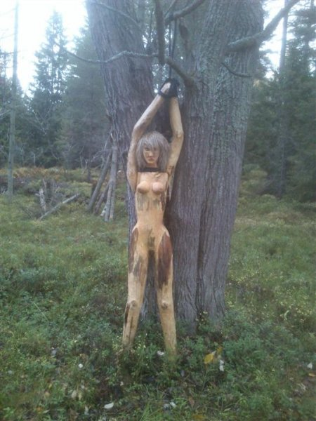 Жуткие находки шведских охотников