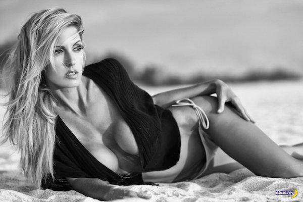 Brenna McKenna в свои 37 лет
