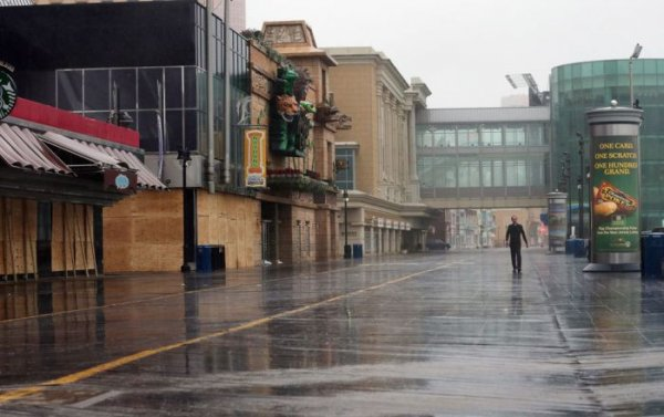 Ураган Сэнди в фотографиях