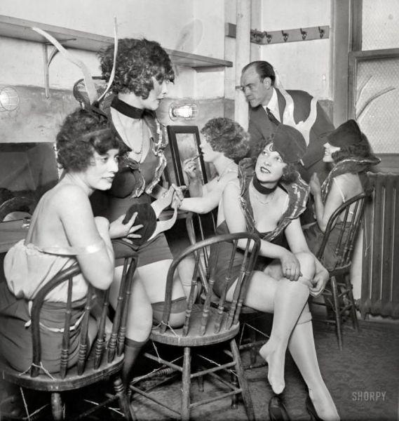 Эротика начала XX века