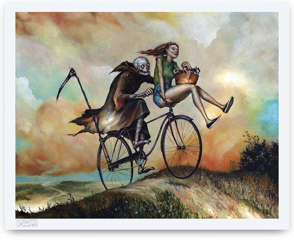 Странные картины Andre Breton