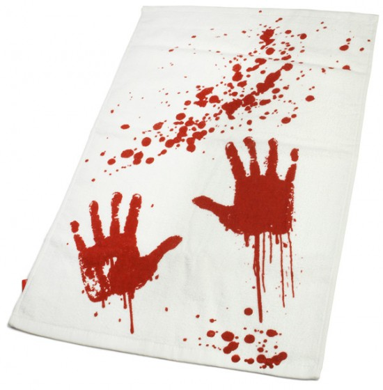 Полотенце убийцы