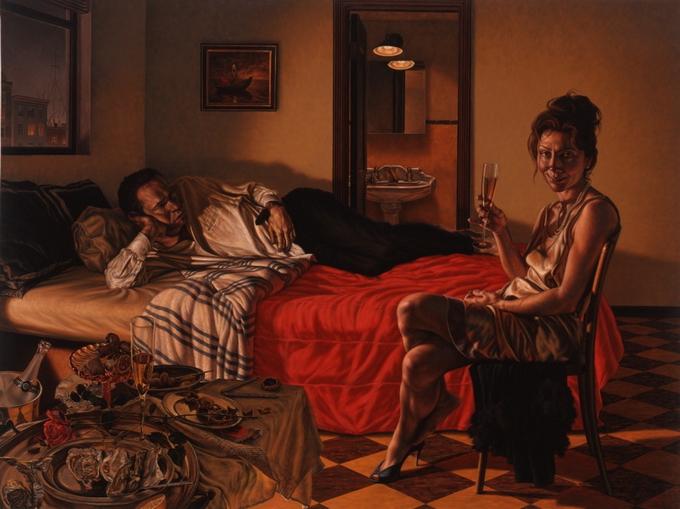 Невероятные картины  F. Scott Hess