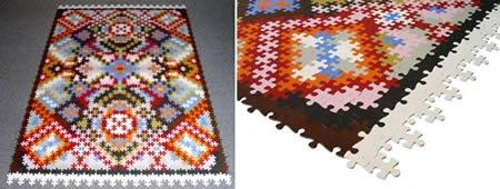 Самые необычные ковры и ковровые дорожки