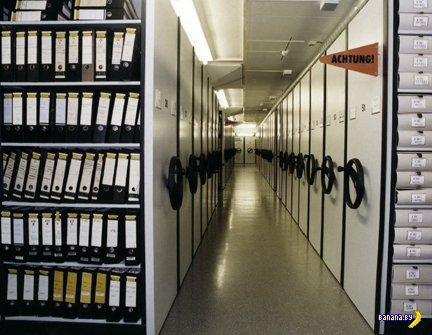 Использование архивных шкафов в офисе