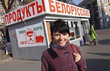 Белорусские товары никому не нужны