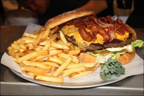 FoodPorn: Размер порции!