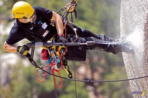Промышленный альпинизм – профессия и призвание