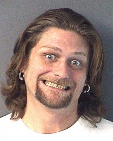 Лучшие фото преступников месяца