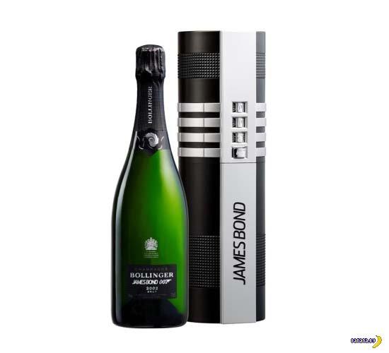Шампанское Limited Edition Bollinger 007