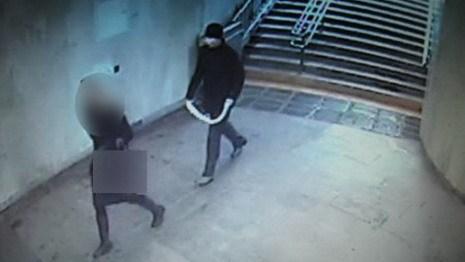 Напавший в подземном переходе станции метро Молодежная на женщину 15