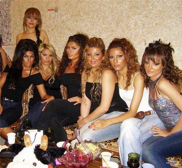 Иранские гламурные кисы - 3
