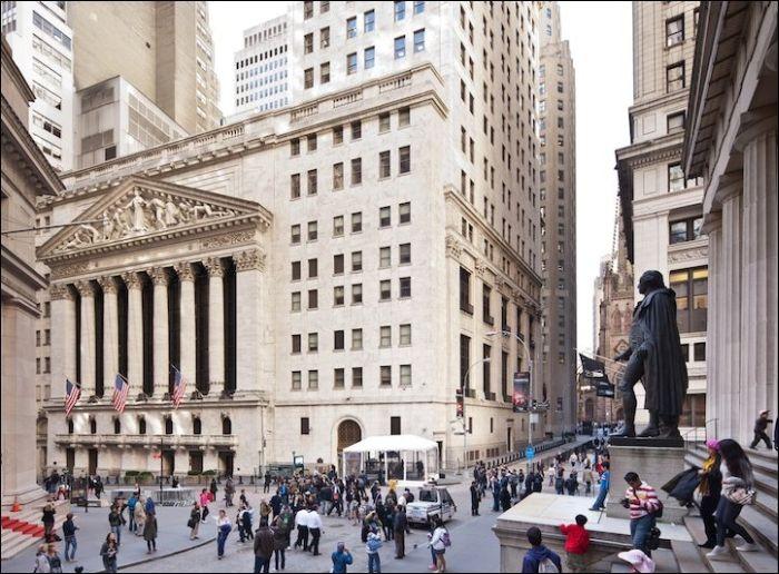 Нью-Йорк - тогда и теперь