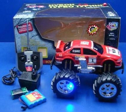 Современные радиуправляемые игрушки