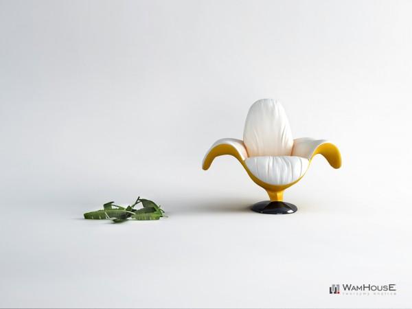 Кресло-банан