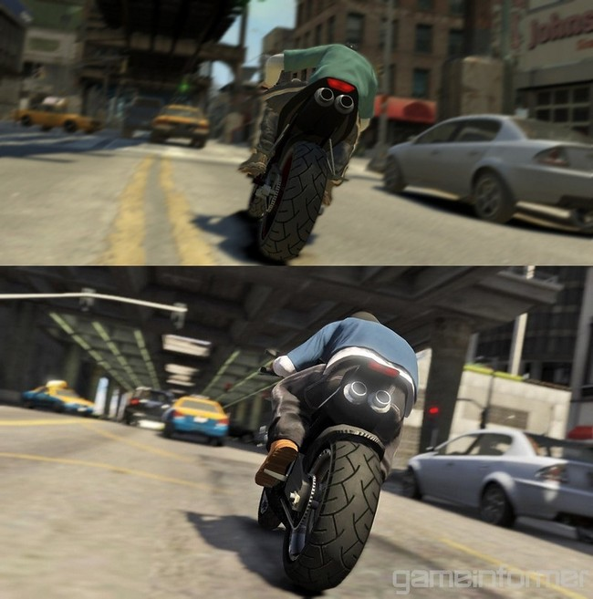 Сравнение движков GTA 4 и 5