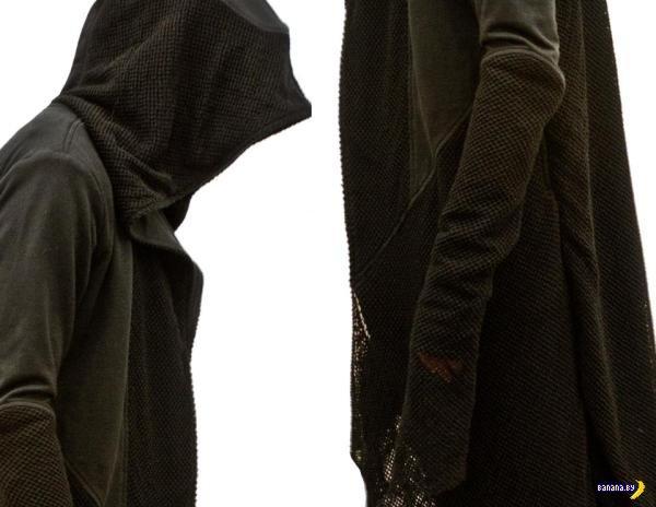 Зловещее пальто