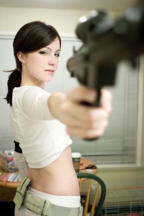 Опасные девушки