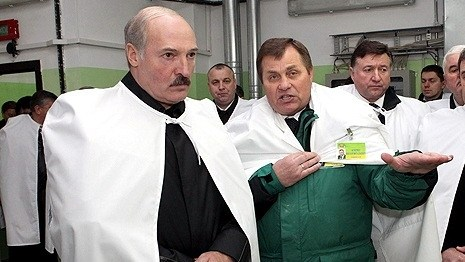 Тайные пружины белорусской политики