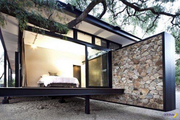 10 интересных мест чтобы поспать