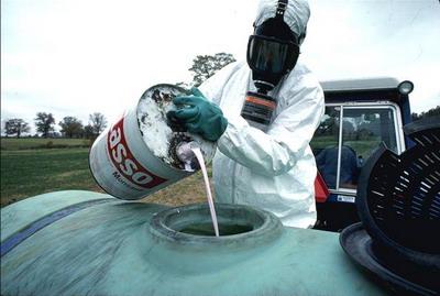 Что пестициды делают с вашим организмом