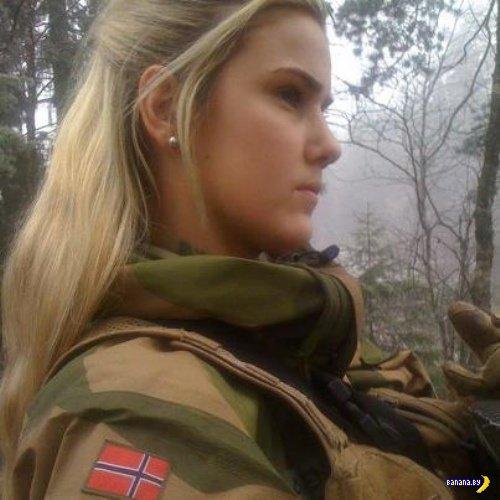 Потенциальный противник - Кристина из Норвегии