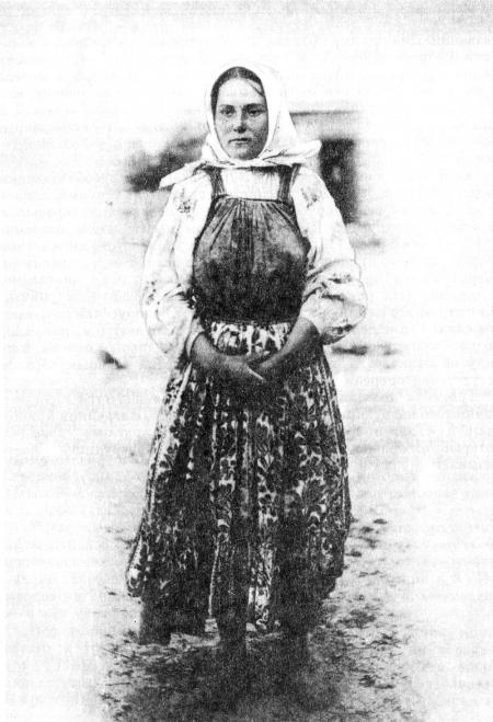 Жители Беларуси начала 20 века