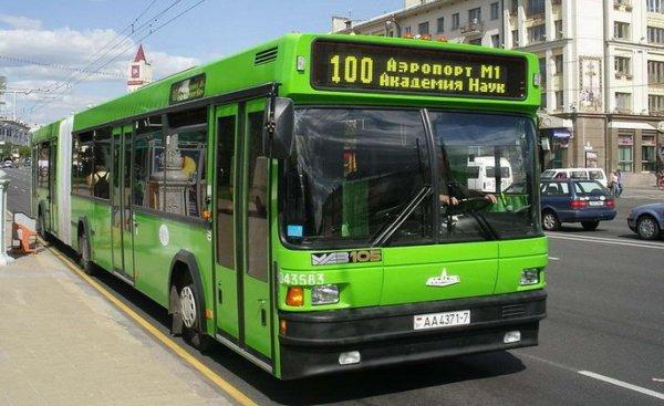Проезд в Минске подорожает до 2040 рублей