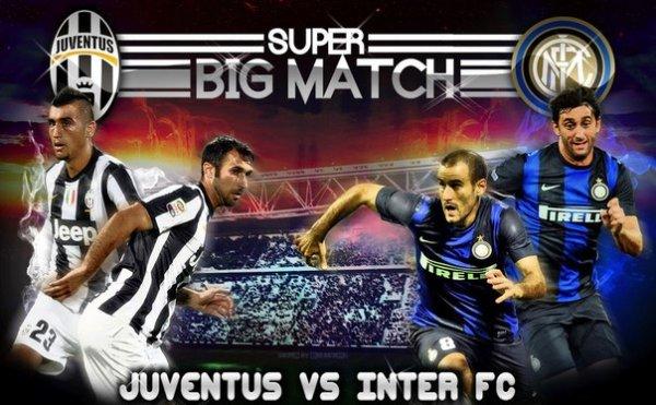 Итальянская Серия А! Derby D'Itallia~ JUVENTUS vs INTER!
