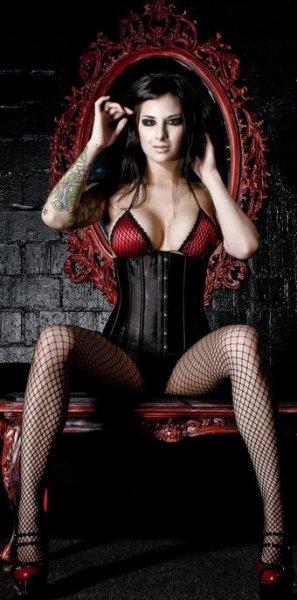 Veronica Gomez - красивая американская модель