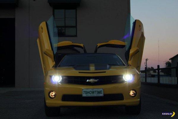Лимузин Chevrolet Camaro Bumblebee