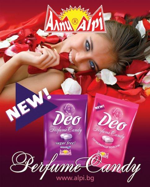 Существует съедобный дезодорант для тела