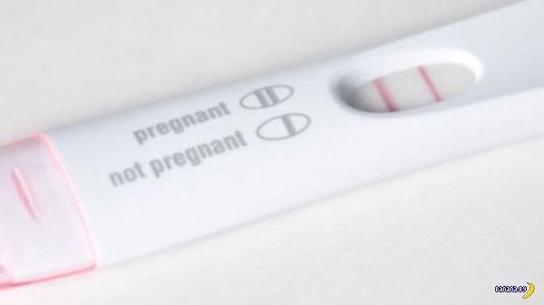 """Что означает """"две полоски"""" на тесте на беременность у мужчины?"""