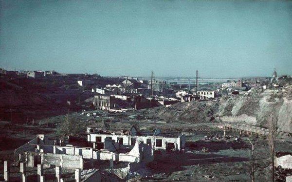 70 лет началу контрнаступления под Сталинградом