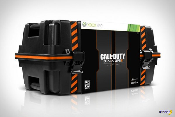 The Call of Duty: Black Ops II Care Package