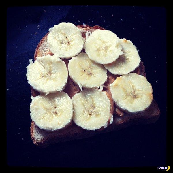 Путешествие в страну бананов в Instagram