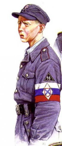 Русские воспитанники СС - пропаганда и реальность
