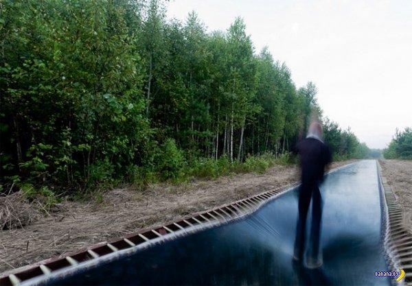 50 метровый батут