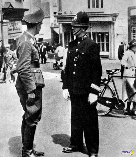 Англия под немецкой оккупацией