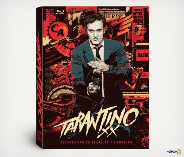 Вышла коллекция фильмов Тарантино