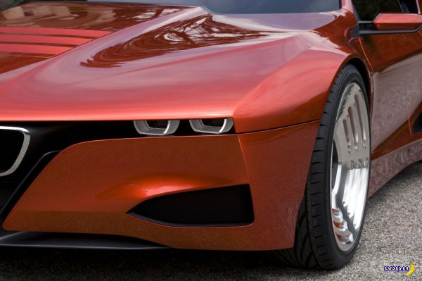 Слышали про BMW M8?